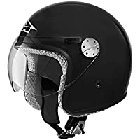 b3cc241fbf00b Amazon.it  axo casco - Jet e Demi-Jet   Caschi  Auto e Moto