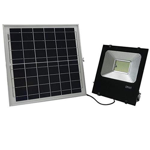 SKLLA 35w Solarbetriebene Flutlichter Für Den Außenbereich, Wasserdichtes Ip65-solargerät Mit 2 Modi-Fernbedienung Und Automatik, Dämmerungslicht Für Sonnenlicht