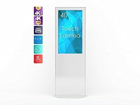 swedx Lamina Touch, écran digital Signage stèle 101cm (40