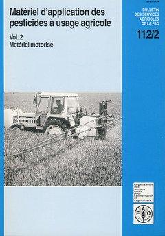 Matériel D'application Des Pesticides À Usage Agricole