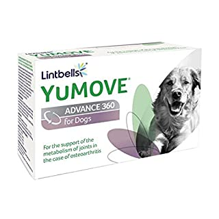 YUMOVE ADVANCE for Dogs - 120 chewable tablets
