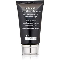 dr. brandt Dr. Brandt Microdermabrasion Skin Exfoliant, 2 FL. Oz. Bouchon d'oreille 2 Centimeters Noir (Black)