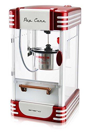 Emerio Popcornmaschine, antihaftbesch., 50g Fassungsverm.