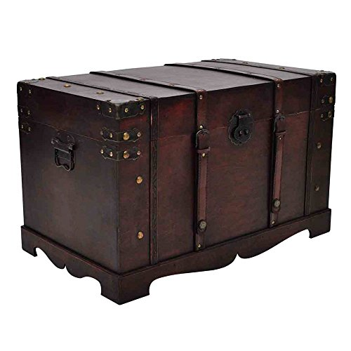 vintage-large-wooden-treasure-chest