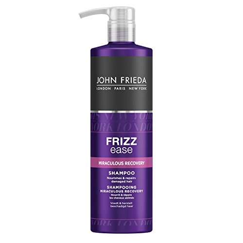 John Frieda Frizz Ease Miraculous Recovery Shampoo, 500 ml