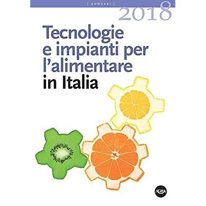 Tecnologie E Impianti Per L'alimentare In Italia 2018