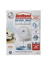 UniBond 1807937 Aero-360 Pure Moisture Absorber Device
