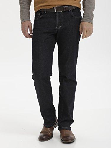 Herren Jeans in Stretch-Qualität Elastisch/Stretchanteil by BABISTA Dunkelblau