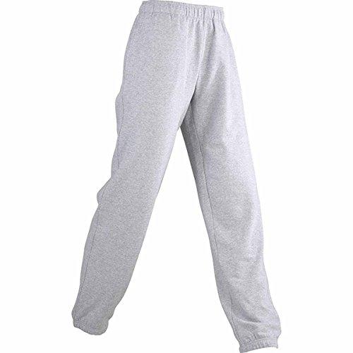 JAMES & NICHOLSON -  Pantaloni sportivi  - Basic - Uomo Grigio