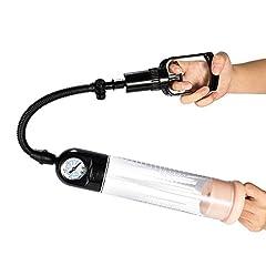 Idea Regalo - FONDLOVE Pompa per Allungare il P ene per Sottovuoto Aumentare la Durata per Ingrandimento
