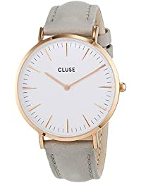 Cluse Women's Watch Analogue Quartz Leather CL18015