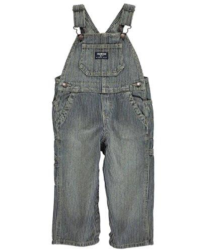 OshKosh B'Gosh Kinder Boy Jungen Jeans Overall Latzhose Blau (12 Monate) Oshkosh Overall