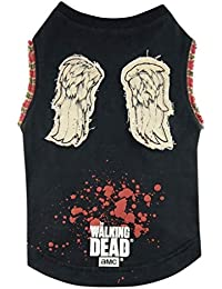 The Walking Dead Daryl Wings Dog Tshirt (Medium) by The Coop