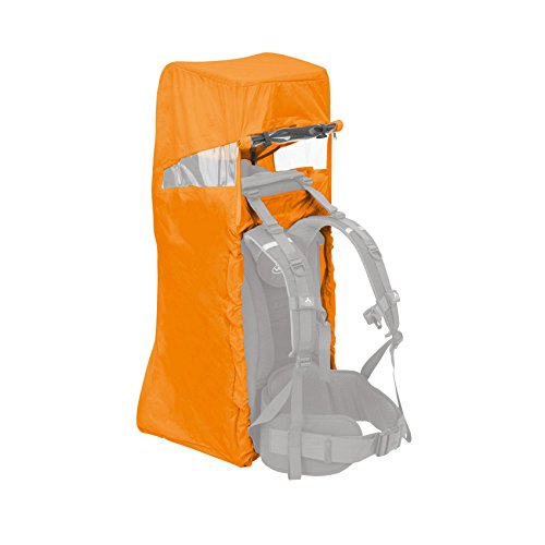 VAUDE Shuttle Big Raincover orange 2019