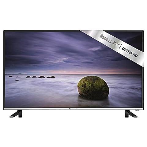 CONTINENTAL EDISON 40KA0816B7 - TV LED 4K UHD 102cm (40