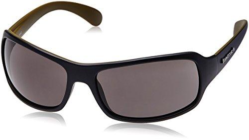 Fastrack Wrap Sunglasses (Black) (P117BK2)