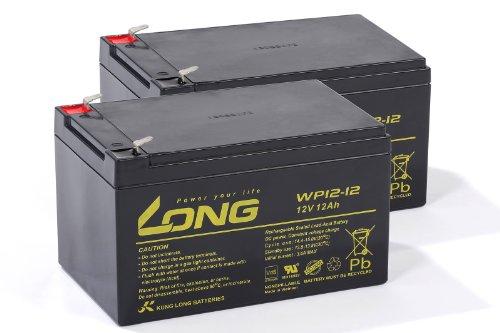 USV Akkusatz kompatibel APC Smart UPS 1000 BK1250 RBC6 RBC 6 AGM...