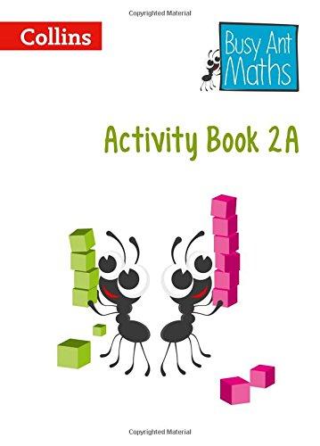 Busy Ant Maths European edition – Activity Book 2A