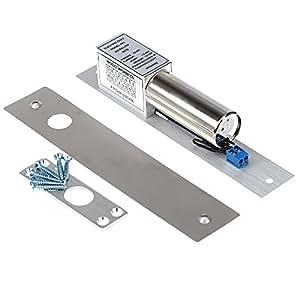 Kkmoon Electric Drop Bolt Door Lock Dc 12v Magnetic