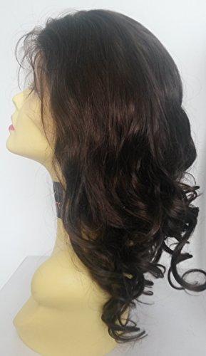 Pretty Loxx indiens Glamour Curl en dentelle intégrale à coiffer Modèle Couleur 2 35,6 cm