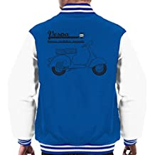 Haynes Owners Workshop Manual Vespa Men's Varsity Jacket