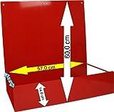 Wandhalterung für Notfallrucksack Pax Wasserkuppe L ST-FT