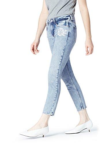 FIND 54388 jeans, Blau (Light Blue), 42 (Herstellergröße: X-Large)