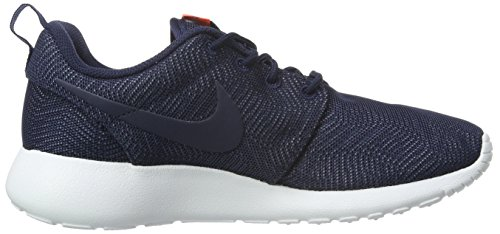 Nike One Running Roshe Blau Wmns Blu Donna Moire Scarpe rP6rwq