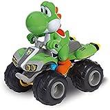 Carrera RC 370200997 - Nintendo Mario Kart 8.Yoshi, Fahrzeuge mit Funktion