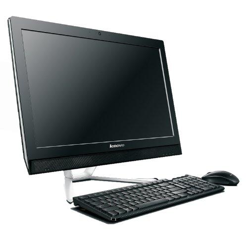 Preisvergleich Produktbild Lenovo C460 21.5-inch Multitouch All-In-One Desktop - Black (Intel Pentium G3220T 2.6GHz, 4GB RAM, 1TB HDD, DVDRW, Wi-Fi, BT, Integrated Graphics, Windows 8.1)