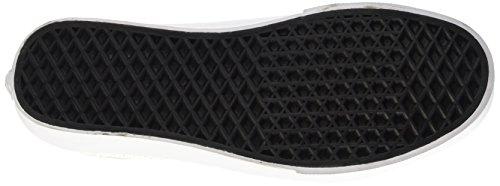 Vans Old Skool Zip Unisex-Erwachsene Sneaker Weiß (perf Leather/true White)