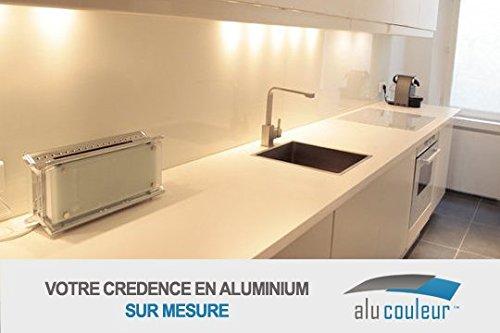 Credenza Da Cucina : Alucouleur credenza da cucina bianco ral 9016 h 20 cm x l