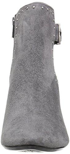 Calvin Klein, Damen Stiefel & Stiefeletten Shadow Grey/Black