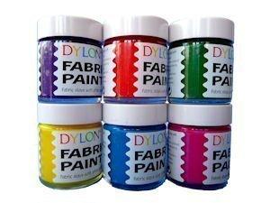 dylon-fabric-paint-set-funky-6-x-25ml