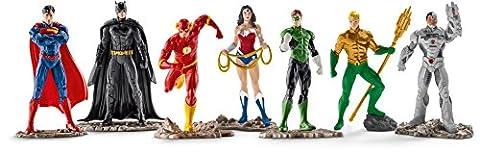 Schleich 22528 - Spielzeugfigur - The Justice League
