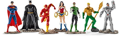 Foto de DC Comics - Big Set The Justice League (Schleich 22528)