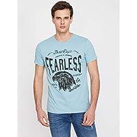 Yazili Baskili T-Shirt