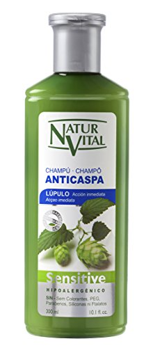 Naturaleza y Vida Shampoo Sensitive Antiforfora - 300 ml