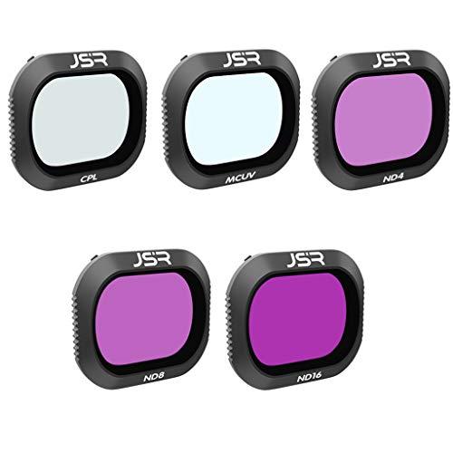 LCLrute Filter Objektiv UV-CPL ND4 ND8 ND16 Kit für DJI MAVIC 2 PRO Drone Kamera