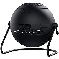 Sega Toys Heimplanetarium Homestar Flux (Satin Black) Sternenprojektor