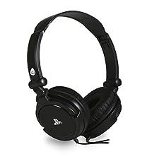 Playstation 4/Vita Officially Licensed Stereo Gaming Headset (PS4/Playstation Vita) [Edizione: Regno Unito]