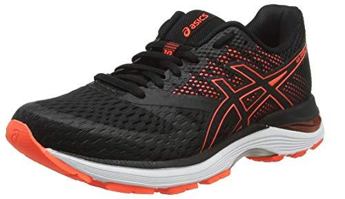 Asics Gel-Pulse 10, Zapatillas de Running para Mujer, Negro Black 001, 36 EU