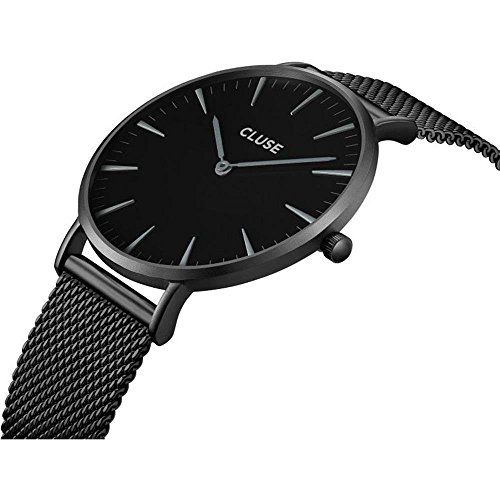 Cluse Damen Armbanduhr Analog Quarz Edelstahl CL18111