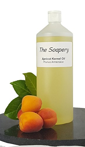 apricot-kernel-oil-1-litre-cosmetic-grade-carrier-oil-for-massage-and-aromatherapy-by-thesoapery