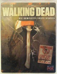 THE WALKING DEAD Staffel 1 Uncut Exklusiv Edition - Blu-ray