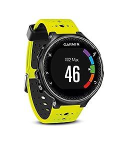 Garmin Forerunner 235 - gelb / schwarz - inklusive gratis Wechselarmband