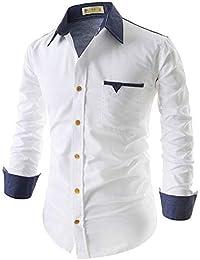 Radius Men's Cotton Casual Shirt for Men Full Sleeves