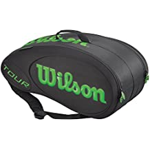 Wilson Tour Molded - Raquetero , color negro, talla NS
