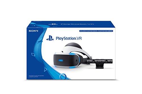 Sony PlayStation VR Headset + Camera Bundle [Nicht mehr]