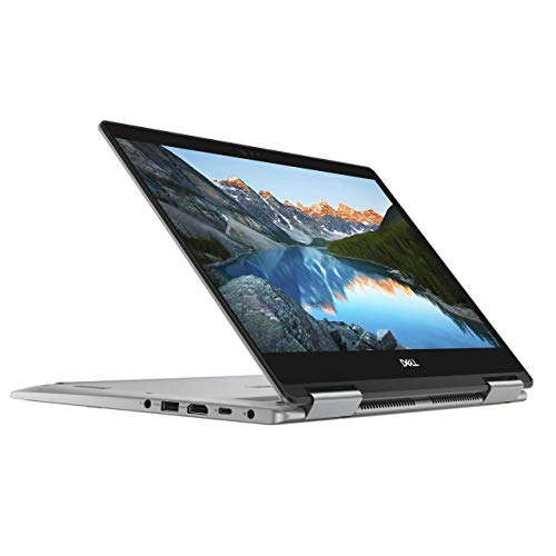 Dell Inspiron 7373 Intel Core i7 8th Gen 13.3-inch FHD Touchscreen 2-in-1 Thin and Light Laptop (16GB/512GB SSD/Windows 10 Home/MS Workplace/Silver/1.63Kg) Image 5